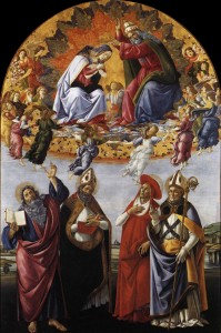 Botticelli,_incoronazione_della_vergine