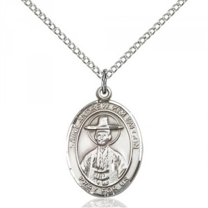 sterling-silver-st-andrew-kim-taegon-pendant-w-chain-2013444